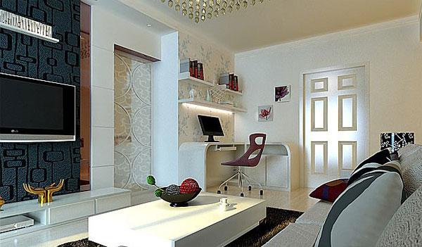 家庭工作室-书房的特色设计